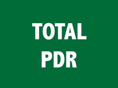 Total PDR
