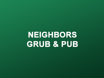Neighbors Grub & Pub