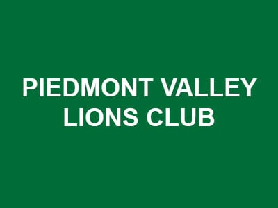 Piedmont Valley Lions Club