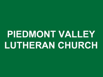 Piedmont Valley Lutheran Church