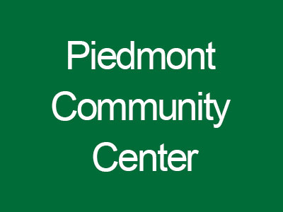 Piedmont Community Center
